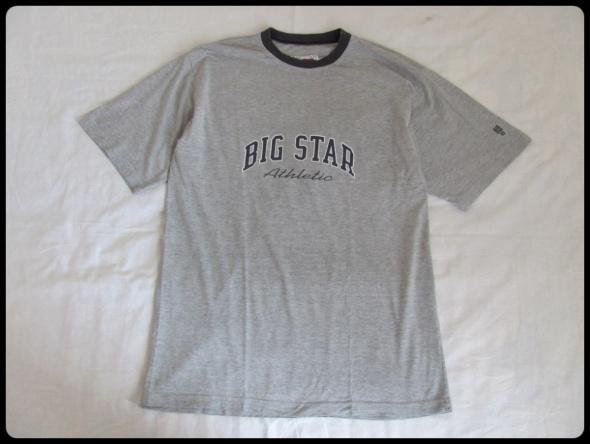 BIG STAR koszulka męska tshirt bluzka XL krótki rękaw...
