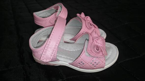 Sandalki rozm 20