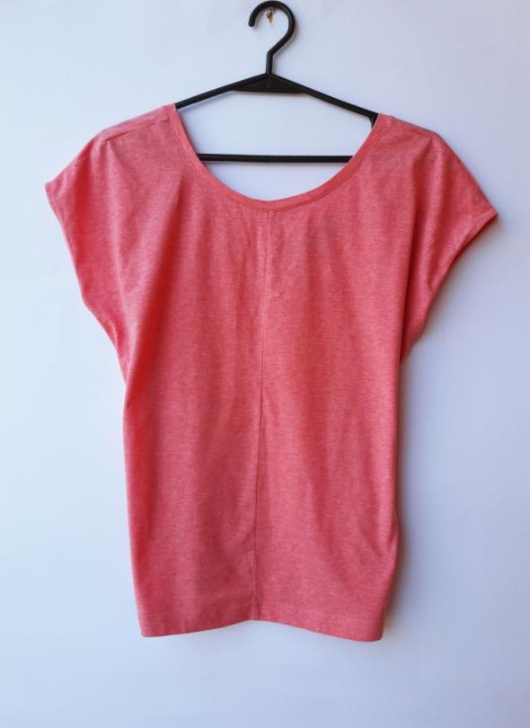 Tshirt różowy The Trend House rozmiar M