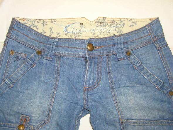 Jeansowe szorty spodenki EDC by Esprit...