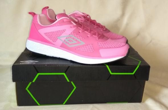 207ca9ea Sportowe Nowe różowe adidasy buty sportowe Umbro Vento Hot Pink Silver 41