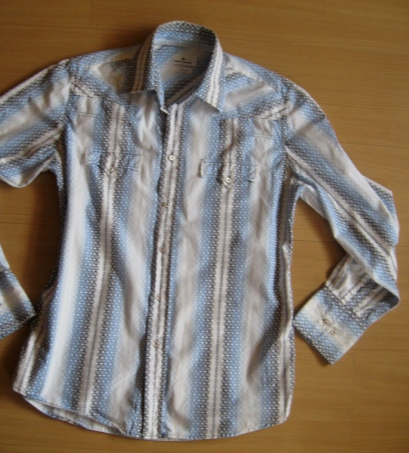 Tom Tailor koszula taliowana M