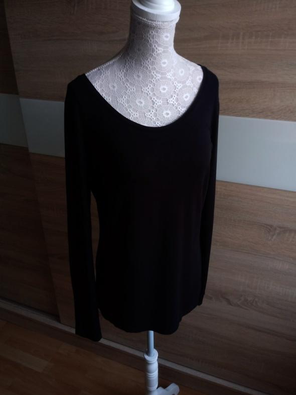 Czarna bluzka długi rękaw Cache Cache 40...