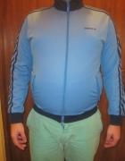 Adidas Bluza Oldschool M Niebieska Nowa...