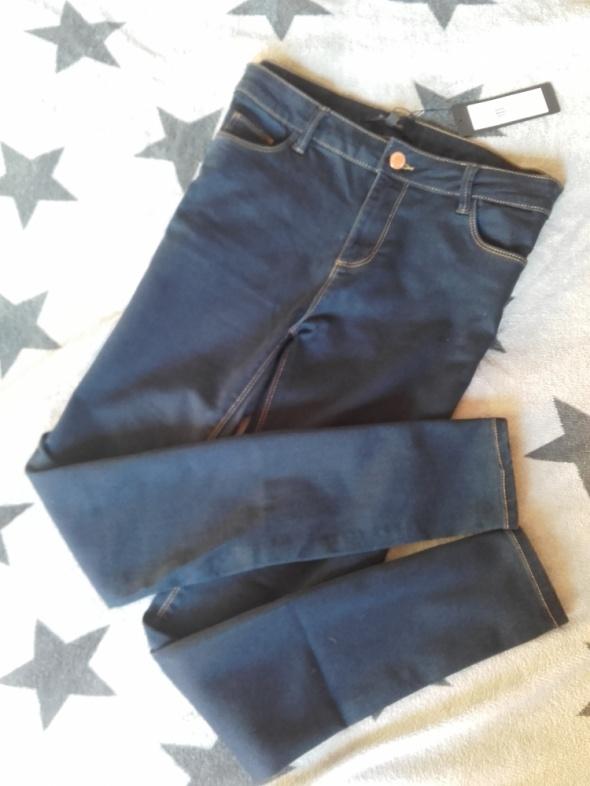 Jeansy spodnie greenpoint 36S nowe z metką