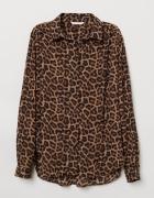 Bluzka H&M panterka...