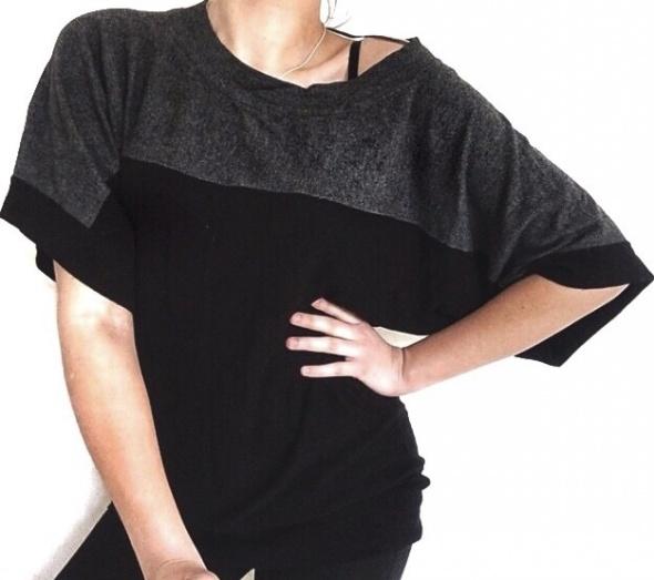 3 RZECZ GRATIS oversizowa bluzka Top Secret 40 L...