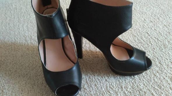 HM szpilki open toe rozmiar 36