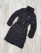 Pikowana długa kurtka Reserved 38 M...