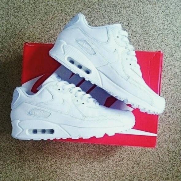 Buty Nike Air Max 90 Essential Skóra