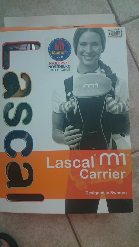 Nosidełko Lascal m1 Carrier prawie nowe okazja