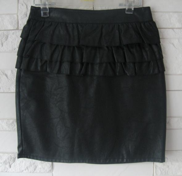 Skórzana spódnica Cubus XS