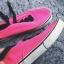 3 RZECZ GRATIS neonowe różowe trampki 38