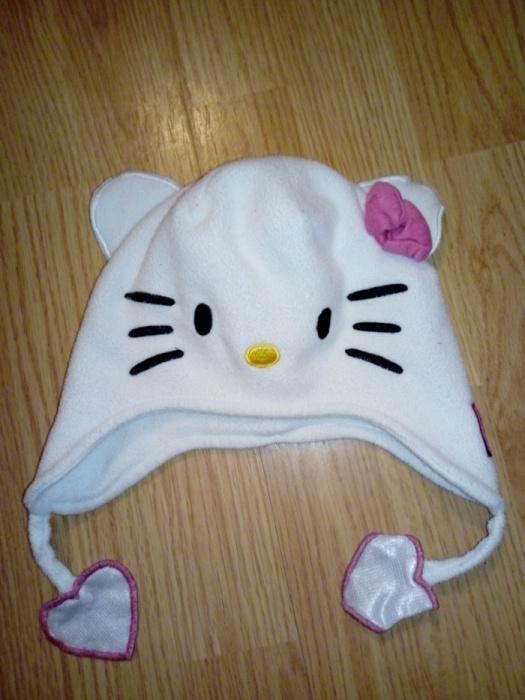 Czapka Hello Kitty r 1 2 lata