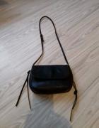 Mała torebka torebka czarna...