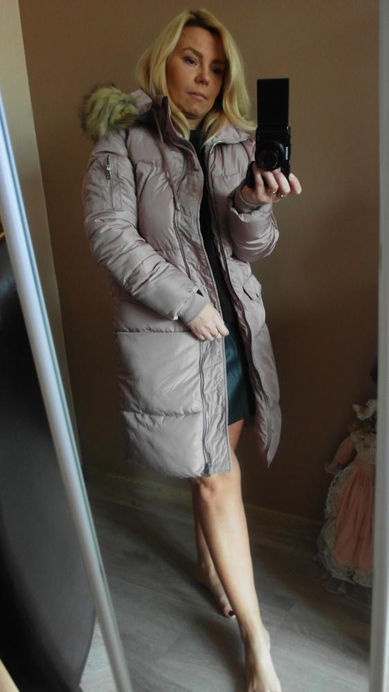 Nowa kurtka płaszczyk Breshka