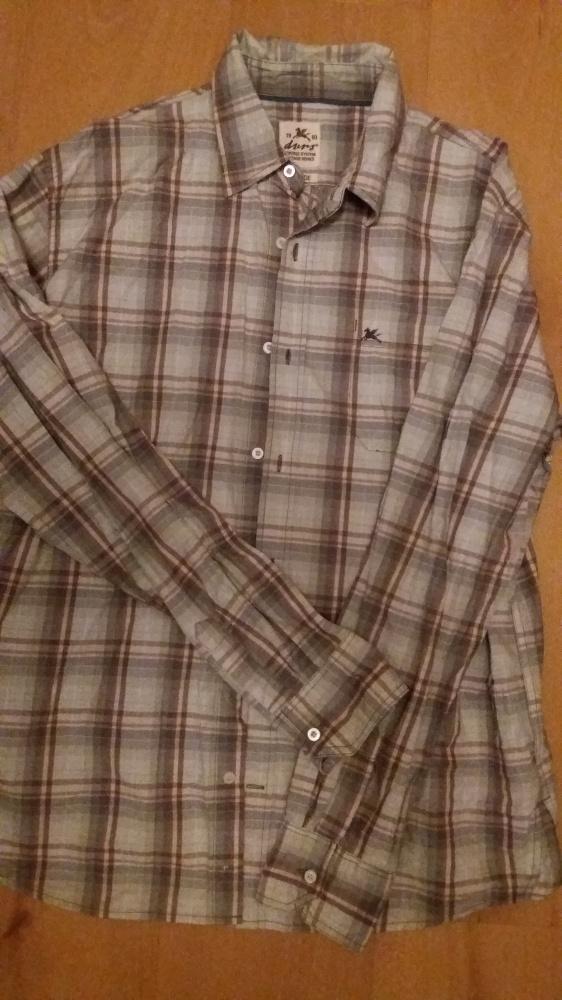 Meska koszula Diverse XLkratkanieużywanabawełna
