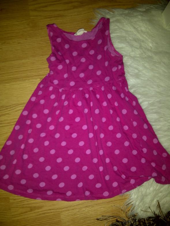 Sukienka HM r 2 4 lata