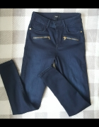 Marks and Spencer spodnie skinny per una...