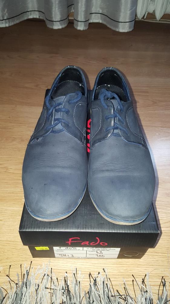 Idealne męskie skórzane buty