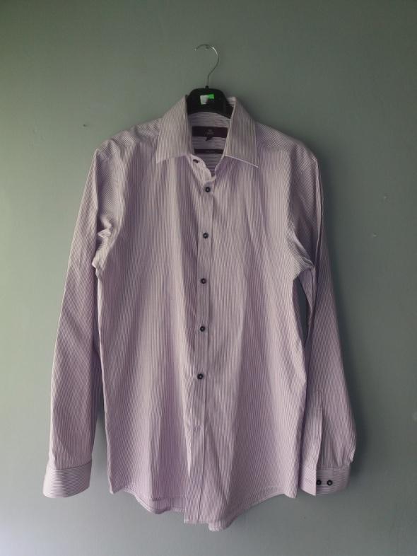 Idealna fioletowa koszula