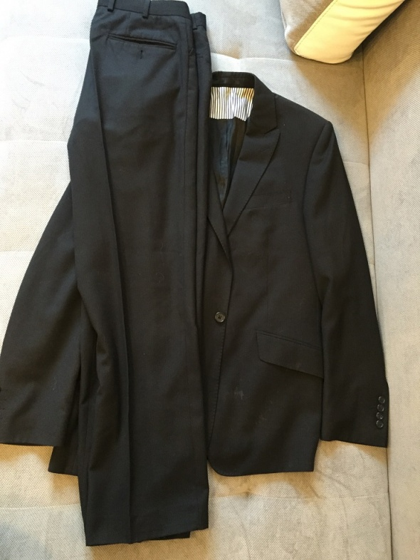 Lavard oryginalny garnitur 170 96 82