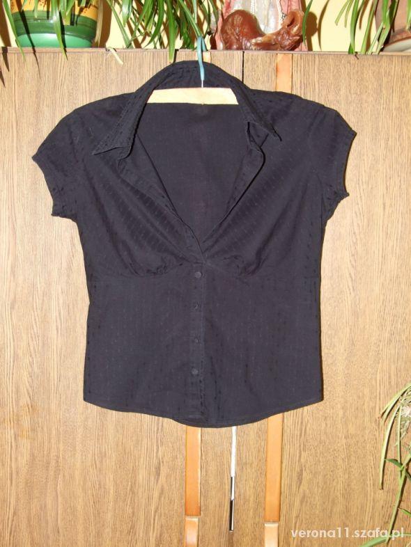 Czarna koszula Quiosque rozm 36