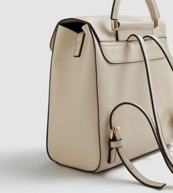 Piękny plecak MANGO