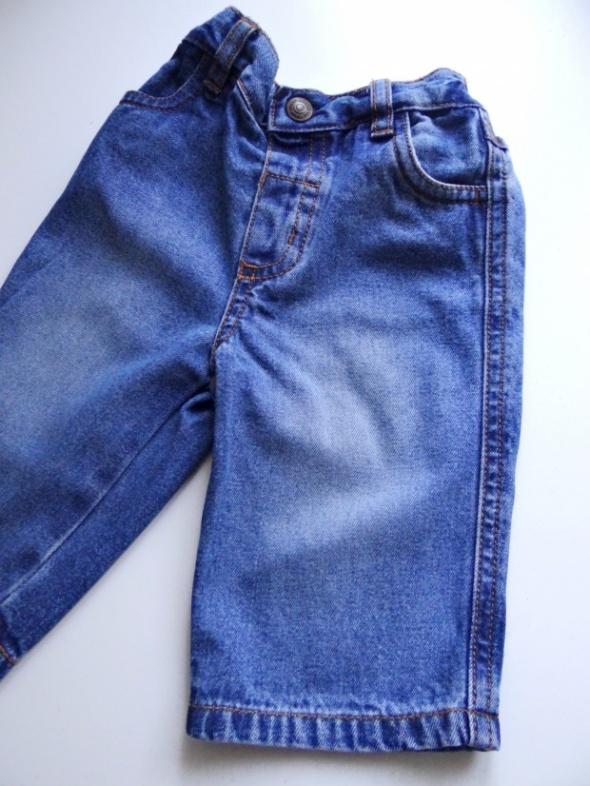 Spodnie jeansowe od 3 do 6 miesięcy NEXT