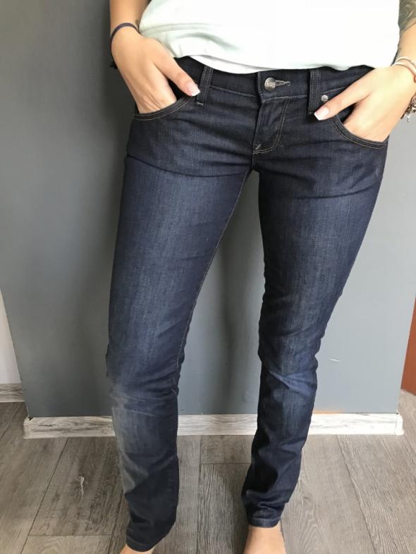 Spodnie Lee Lynn Narrow W28 L33 idealne...