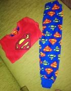 Piżamka superman i z ufoludkiem