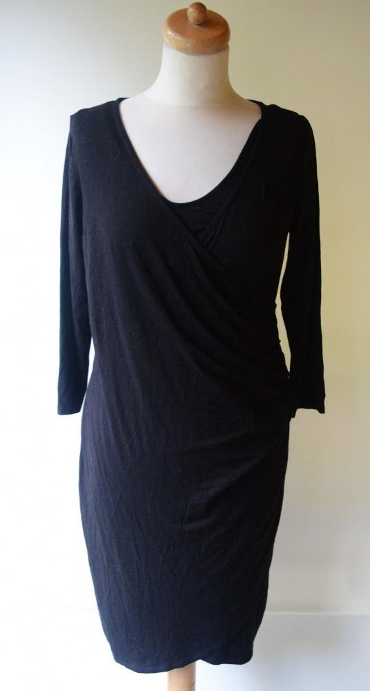 0286cbe33e Sukienka Czarna HM Mama Do Karmienia M 38 Mom w Suknie i sukienki ...