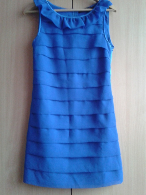 Chabrowa sukienka rozm 10