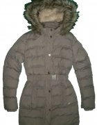 zimowy płaszcz płaszczyk XS 34 primark atmosphere...