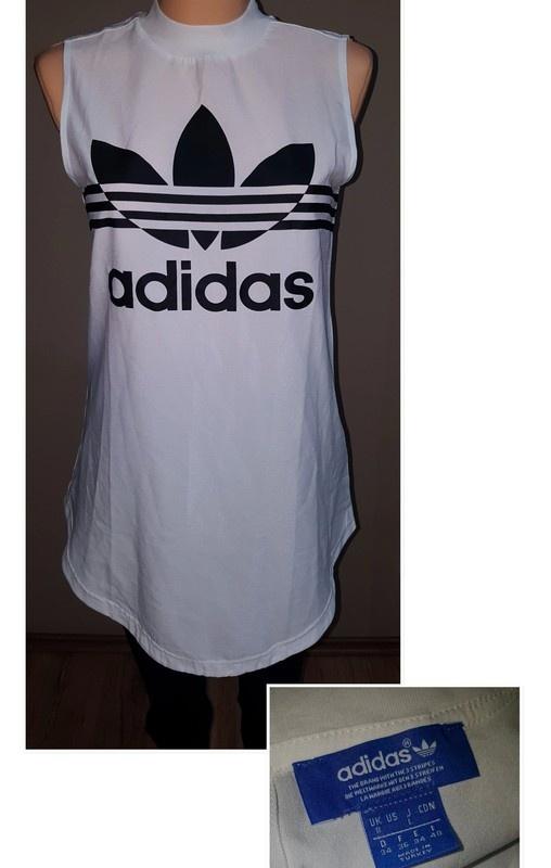 Oryginalna bluzka tunika Adidas...
