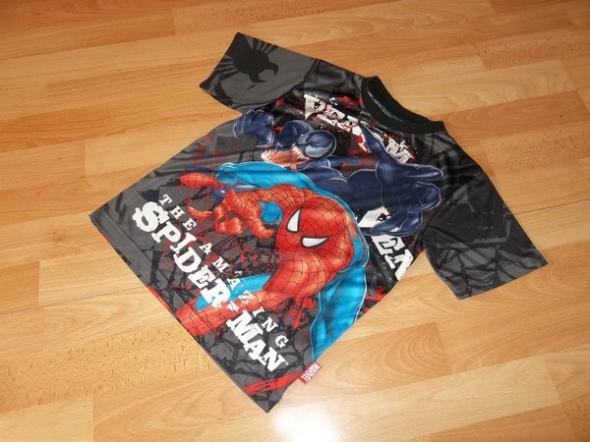 Bluzka Spiderman 116 122