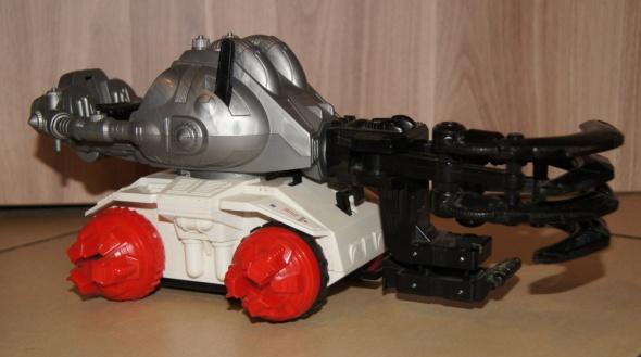 Pojazd kosmiczny auto TOMY