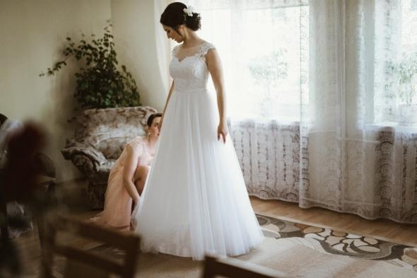 Suknia ślubna Afrodyta Casilda W Suknie ślubne Szafapl