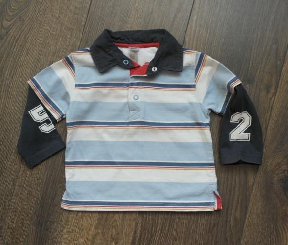 Polo koszulka Baby Club 74