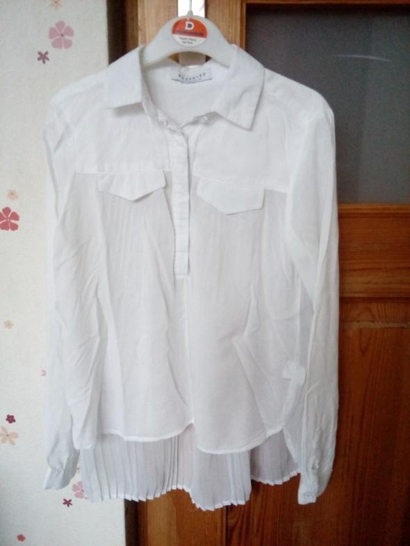 Koszula na uroczystości 134 cm...