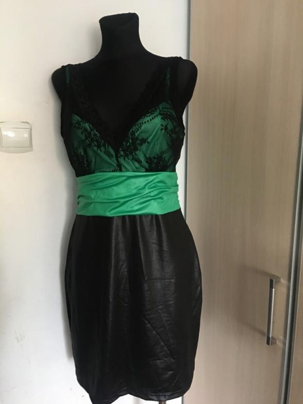 Śliczna sukienka L na XL