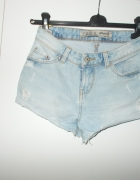 Spodenki jeans Denim co 32 xxs...