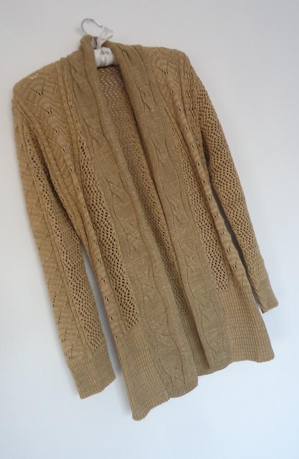 wdzianko narzutka sweter 36
