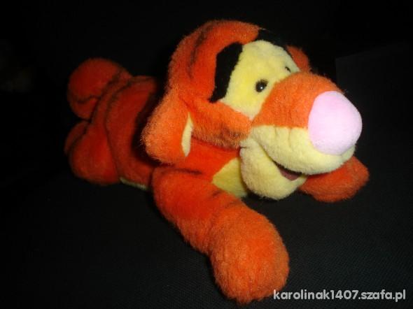 Zabawki NOWY TYGRYSEK Z KUBUSIA PUCHATKA