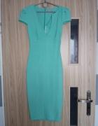 Ołówkowa sukienka