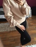 Bluza z bufiastymi rękawami