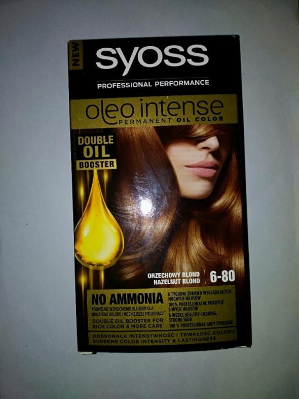 Syoss farba do włosów