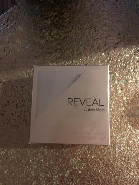 Calvin Klein Reveal...