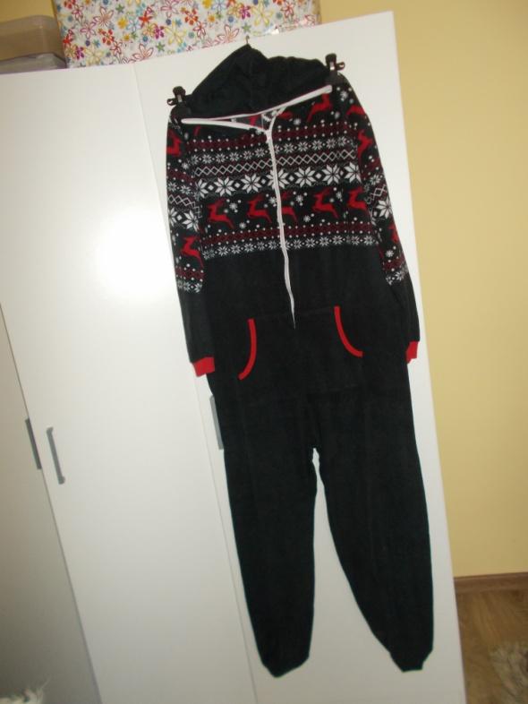 Kombinezon piżama norweski M L