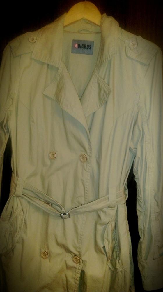 Płaszcz wiosenny XL 42 trencz...